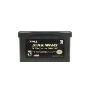 Jogo Star Wars: Flight of the Falcon - GBA