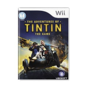 Jogo The Adventures of Tintin: The Game - Wii