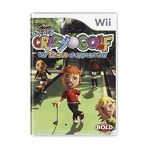 Jogo Kidz Sports Crazy Golf - Wii