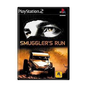 Jogo Smuggler's Run - PS2