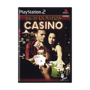 Jogo High Rollers Casino - PS2