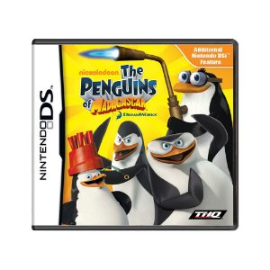Jogo The Penguins of Madagascar - DS