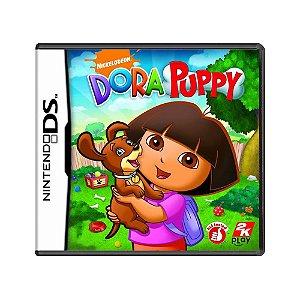 Jogo Dora Puppy - DS