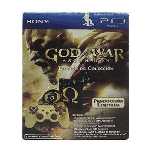 Jogo God of War: Ascension (Edição de Colecionador) - PS3