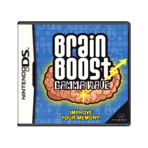Jogo Brain Boost: Gamma Wave - DS