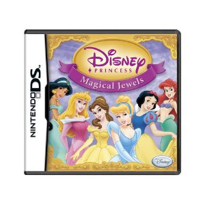 Jogo Disney Princess: Magical Jewels - DS