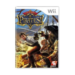 Jogo Sid Meier's Pirates! - Wii