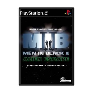 Jogo MIB 2: Alien Escape - PS2 (Europeu)