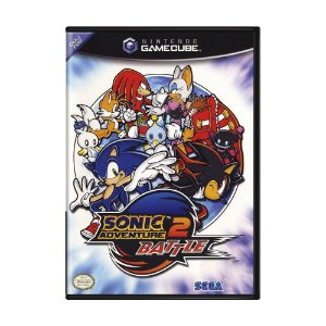Jogo Sonic Adventure 2: Battle - GameCube