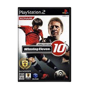 Jogo World Soccer Winning Eleven 10 - PS2 (Japonês)