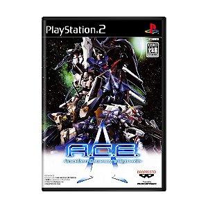 Jogo A.C.E.: Another Century's Episode - PS2 (Japonês)