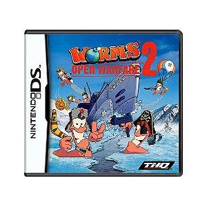 Jogo Worms: Open Warfare 2 - DS