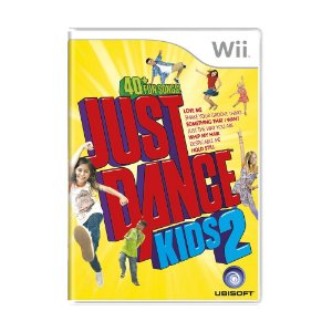 Jogo Just Dance Kids 2 - Wii