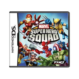 Jogo Marvel Super Hero Squad - DS