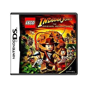 Jogo LEGO Indiana Jones: The Original Adventures - DS