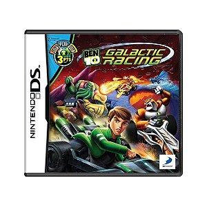 Jogo Ben 10: Galactic Racing - DS