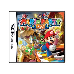 Jogo Mario Party DS - DS
