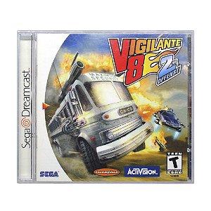 Jogo Vigilante 8: 2nd Offense - DreamCast