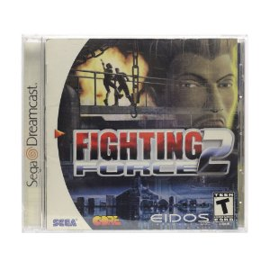Jogo Fighting Force 2 - DreamCast