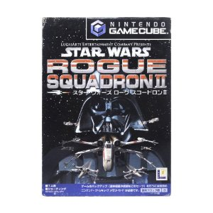 Jogo Star Wars: Rogue Squadron II - Rogue Leader - GameCube (Japonês)