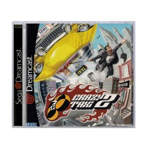 Jogo Crazy Taxi 2 - DreamCast