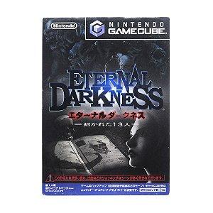 Jogo Eternal Darkness: Manukareta 13-nin - GameCube (Japonês)