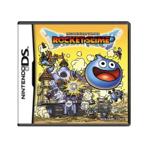 Jogo Dragon Quest Heroes: Rocket Slime - DS