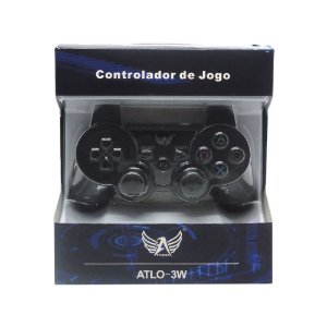 Controle Altomex Doubleshock 2 - PS3
