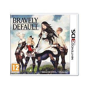 Jogo Bravely Default - 3DS (Europeu)