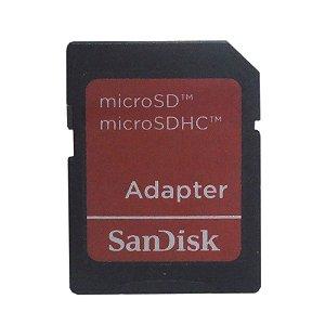 Cartão de Memória 04GB - SanDisk