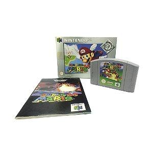 Jogo Super Mario 64 - N64 (Europeu)