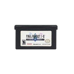Jogo Final Fantasy I & II: Dawn of Souls - GBA