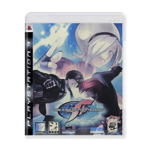 Jogo The King of Fighters XII - PS3
