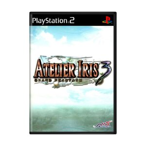 Jogo Atelier Iris 3: Grand Phantasm - PS2
