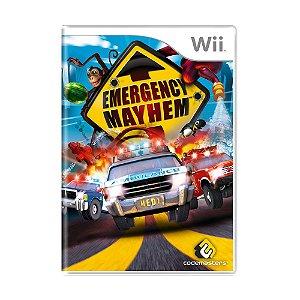 Jogo Emergency Mayhem - Wii