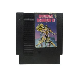 Jogo Double Dragon 2: The Revenge - NES