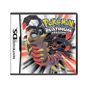 Jogo Pokémon Platinum Version - DS