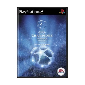 Jogo UEFA Champions League 2006–2007 - PS2