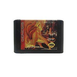 Jogo The Lion King - Mega Drive