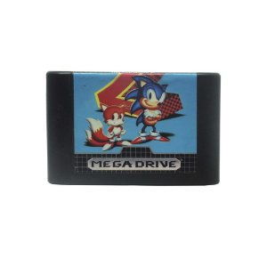 Jogo Sonic the Hedgehog 2 - Mega Drive