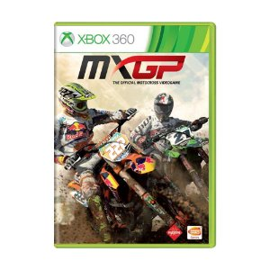 Jogo MXGP: The Official Motocross Videogame - Xbox 360