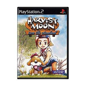 Jogo Harvest Moon: Save the Homeland - PS2