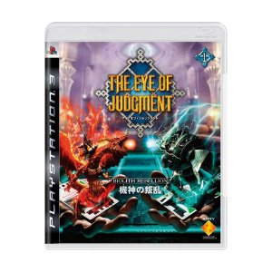 Jogo The Eye of Judgment: Biolith Rebellion - PS3 (Capa Japonêsa)