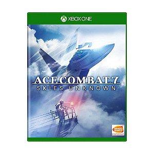 Jogo Ace Combat 7: Skies Unknown - Xbox One