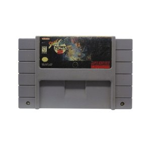 Jogo Street Fighter Alpha 2 - SNES