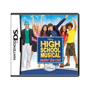 Jogo Disney High School Musical: Makin' the Cut! - DS