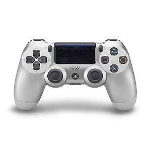 Controle Sony Dualshock 4 Cinza Sem fio - PS4