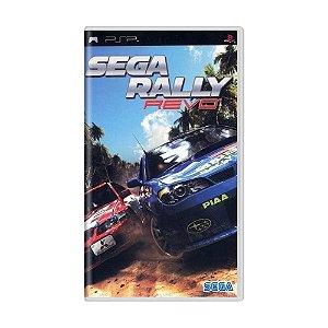 Jogo Sega Rally Revo - PSP