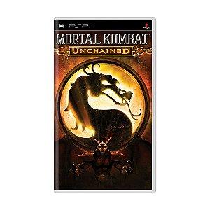 Jogo Mortal Kombat: Unchained - PSP