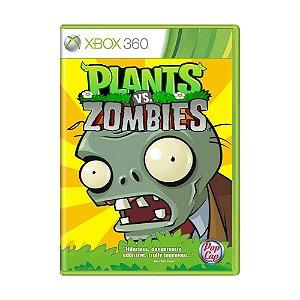 Jogo Plants vs. Zombies - Xbox 360